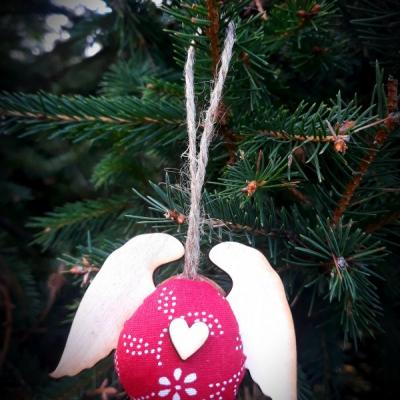 vianočné oriešky - anjelské