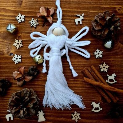 Vianočné ozdoby - anjel (veľký)