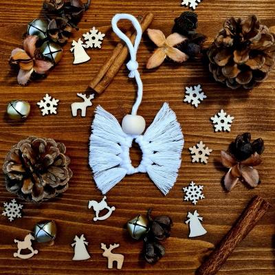 Vianočné ozdoby - anjel (malý)