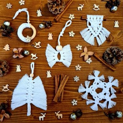 Vianočné ozdoby - sada (menšia)