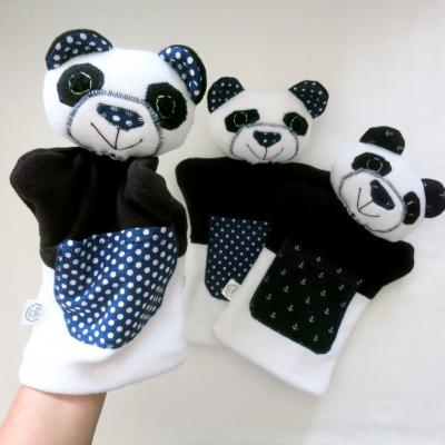 Maňuška panda - na výber