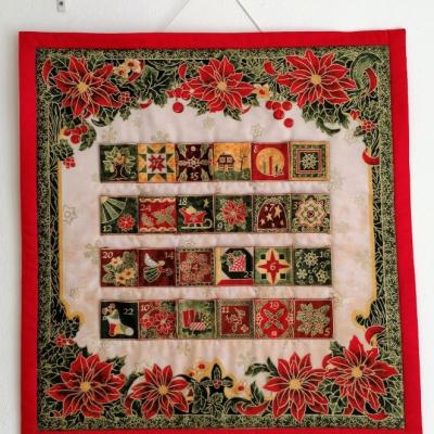 Adventný kalendár Tradičné vianoce