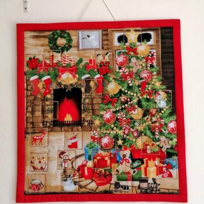 Adventný kalendár Stromček