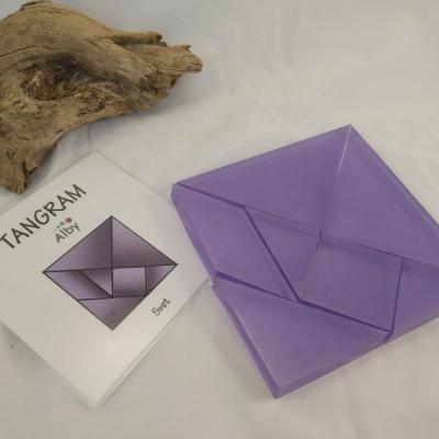 Kartičky k tangramu - zvieratá