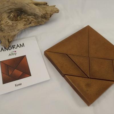 Tangram - kone