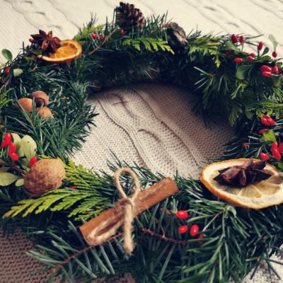Vianoce na prírodno