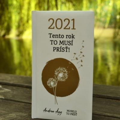 Vreckový kalendár na rok 2021