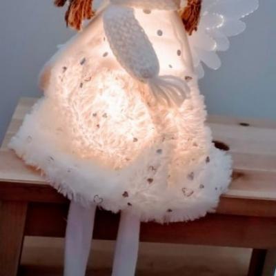 Anjel svietiaci