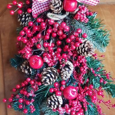 Vianočná vetvička