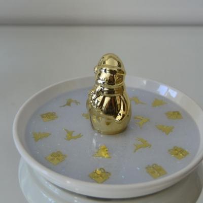 Vianočný ozdobný tanier