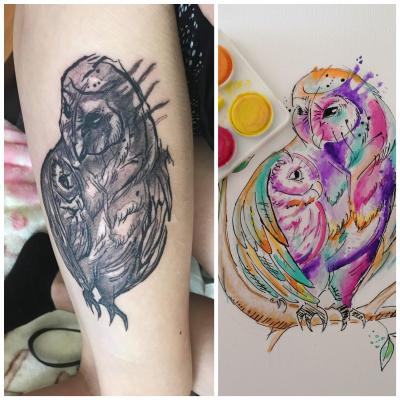 Návrhy tetovaní