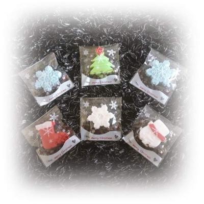 Vianočné mydlo
