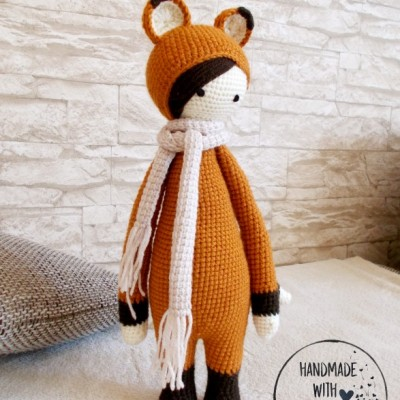 Bábika Líška