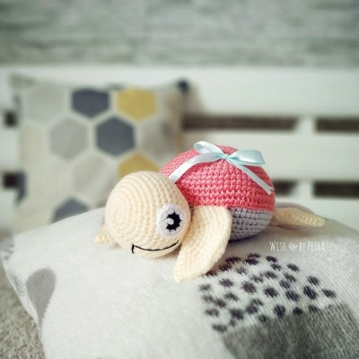 Morská korytnačka s melódiou