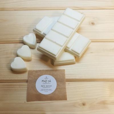 Vonný vosk sójový - Čistá bavlna