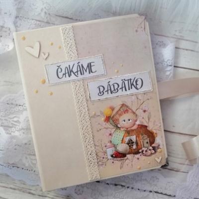 Tehotenský denníček - karisblok