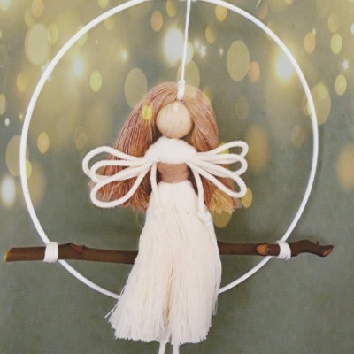 Zavesny anjel