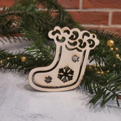 vianočná ozoba - čižma