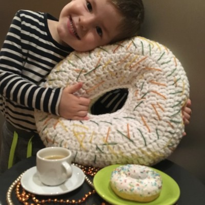 Mnam mnam donut