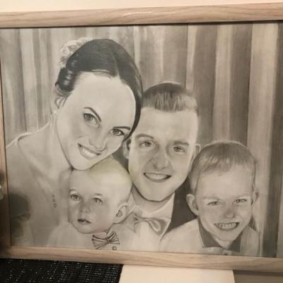 Rodinny portrét A2