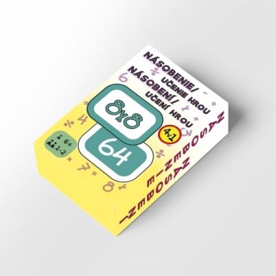 HRACIE KARTY - Násobenie