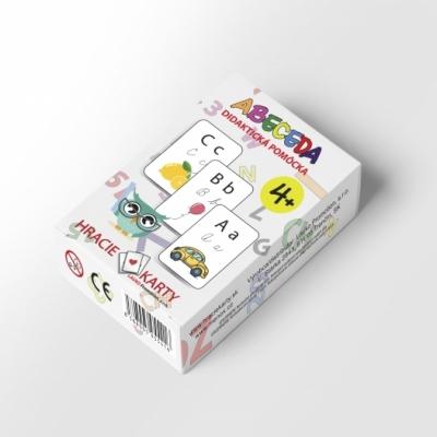 HRACIE KARTY - Matematika/Abeceda