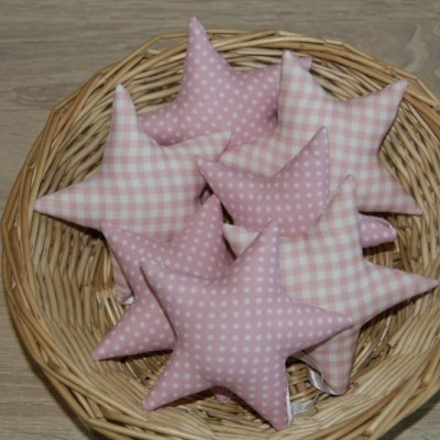 Hviezdičky ružové
