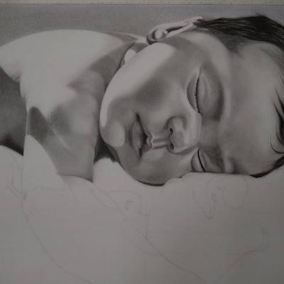 Spiace bábätko A2