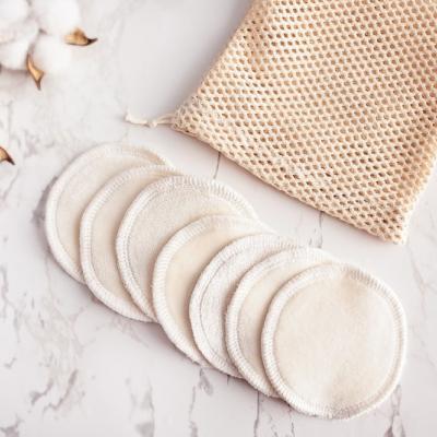 Odličovacie tampóny - biele 7ks vo vrecúšku