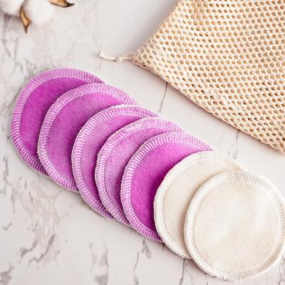 Odličovacie tampóny - ružové 7ks vo vrecúšku