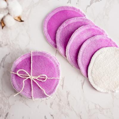 Odličovacie tampóny - ružové 5ks