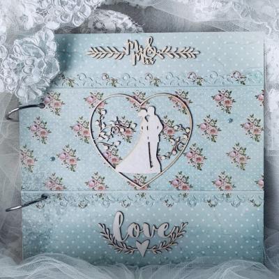 """Svadobný album """"Mentolový závoj"""""""