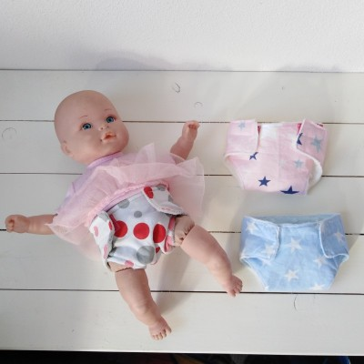 Plienky pre bábiku