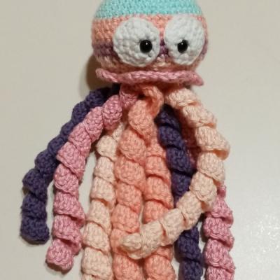 Chobotnička pre bábätká...