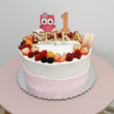 detský zápich na tortu