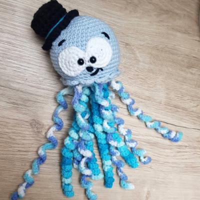Háčkovaná medúza