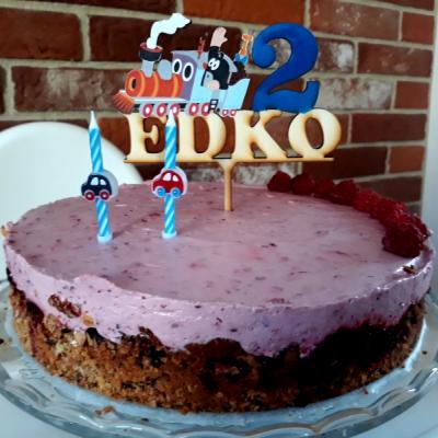 Zápich na detskú tortu