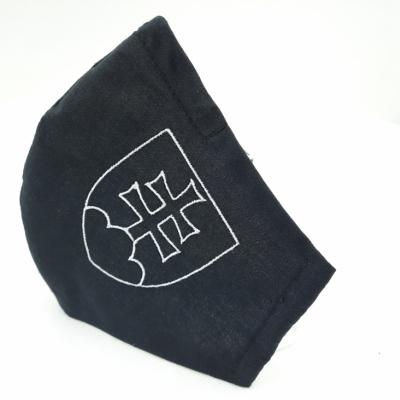 Rúško s Vyšitým Slovenským Znakom - Sada 2ks