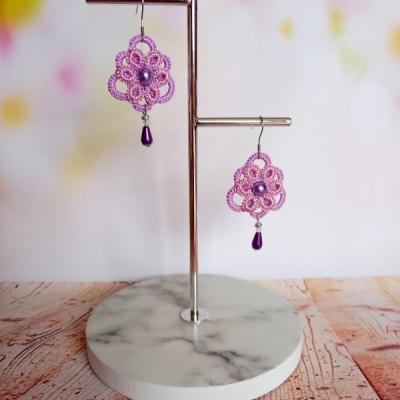 Čipkované šperky