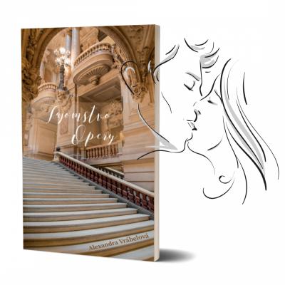 Romantická kniha Tajomstvo Opery