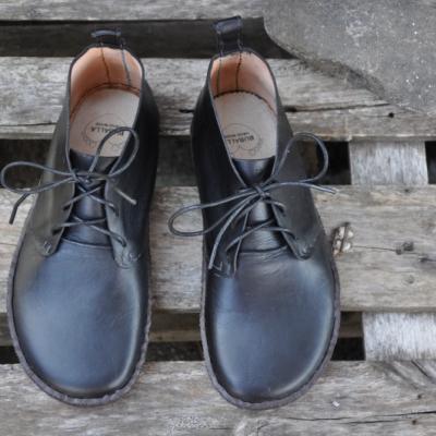 Bohošky Color - Barefoot členková topánka na mieru - dospelácke