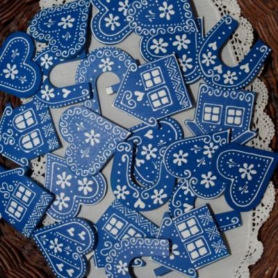 Modré magnetky