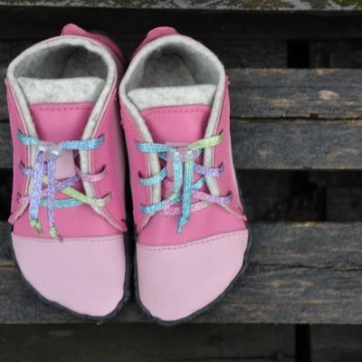 Zimné topánky Huňatá na mieru - detské