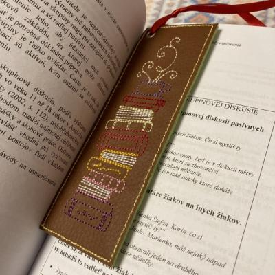 Záložka do knihy
