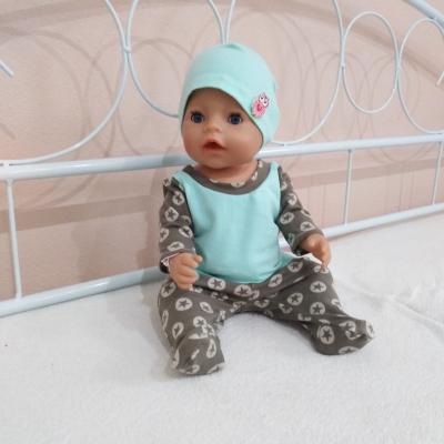 Polodupačky pre bábiku