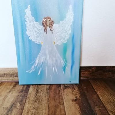 Dúhový anjel