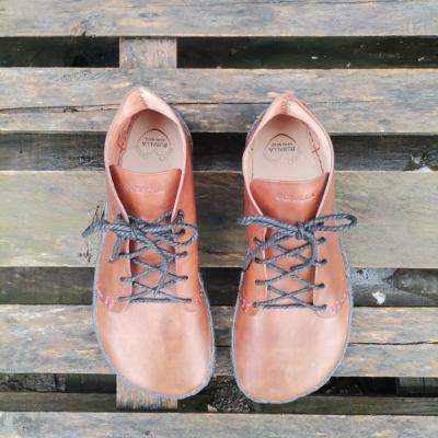 Bohošky - Barefoot členková topánka na mieru - nadrozmerné