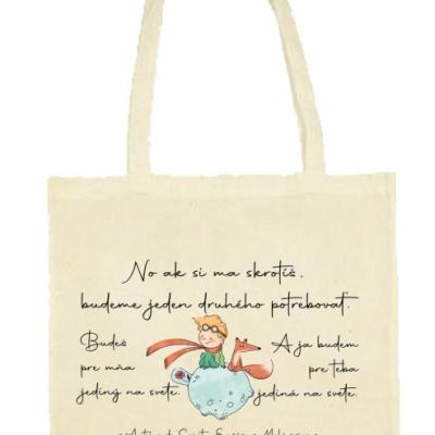 Eko taška: Malý princ