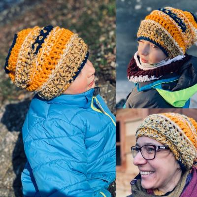 Zimná čiapka Homelesska - Moja, moja aj Moja