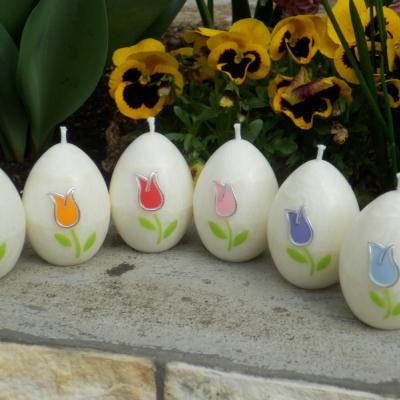 veľkonočné sviečky Pasqua